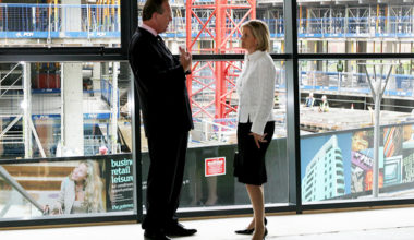 Scotfield Managing Director welcomes HRH Countess of Wessex