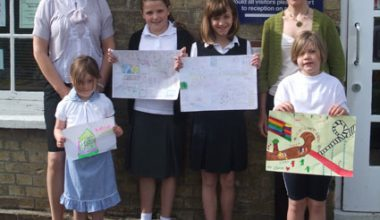 Budding Artists In Over Draw Their Dream Homes